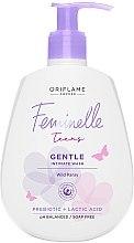 Düfte, Parfümerie und Kosmetik Sanftes Waschgel für die Intimhygiene mit wildem Stiefmütterchen - Oriflame Feminelle Gentle Intimate Wash