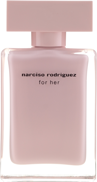 Narciso Rodriguez for Her - Duftset (Eau de Parfum 50ml + Eau de Parfum 10ml) — Bild N2