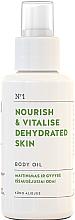 Düfte, Parfümerie und Kosmetik Nährendes und vitalisierendes Körperöl für dehydrierte Haut - You & Oil Nourish & Vitalise Body Oil