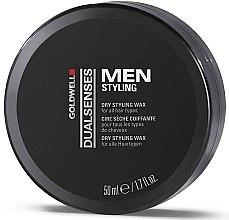 Düfte, Parfümerie und Kosmetik Haarwachs Mittlerer Halt - Goldwell Goldwell Dualsenses For Men Dry Styling Wax