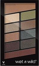 Düfte, Parfümerie und Kosmetik Lidschatten-Palette - Wet N Wild Color Icon 10 Pan Palette