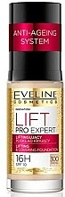 Düfte, Parfümerie und Kosmetik Cremige Foundation - Eveline Cosmetics Lift Pro Expert Lifting Covering Foundation