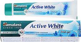 Düfte, Parfümerie und Kosmetik Zahnpasta - Himalaya Herbals Active White Fresh Gel