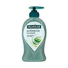 """Düfte, Parfümerie und Kosmetik Flüssigseife """"Mango und Brasilien"""" - Palmolive Aloe Purifying Clay Handwash"""