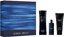 Düfte, Parfümerie und Kosmetik Giorgio Armani Code - Duftset (Eau de Toilette 75ml + Duschgel 75ml + Eau de Toilette 15ml)