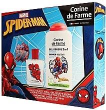 Düfte, Parfümerie und Kosmetik Corine de Farme Spiderman - Duftset (Eau de Toilette 50ml + Duschgel 250ml + Accessories)