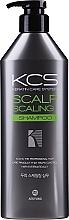 Düfte, Parfümerie und Kosmetik Tiefenreinigendes Anti-Schuppen Shampoo für fettige Kopfhaut - KCS Scalp Scaling Shampoo