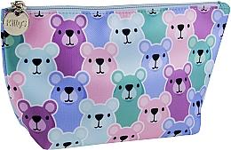 Düfte, Parfümerie und Kosmetik Kosmetiktasche mehrfarbige Teddybären - KillyS