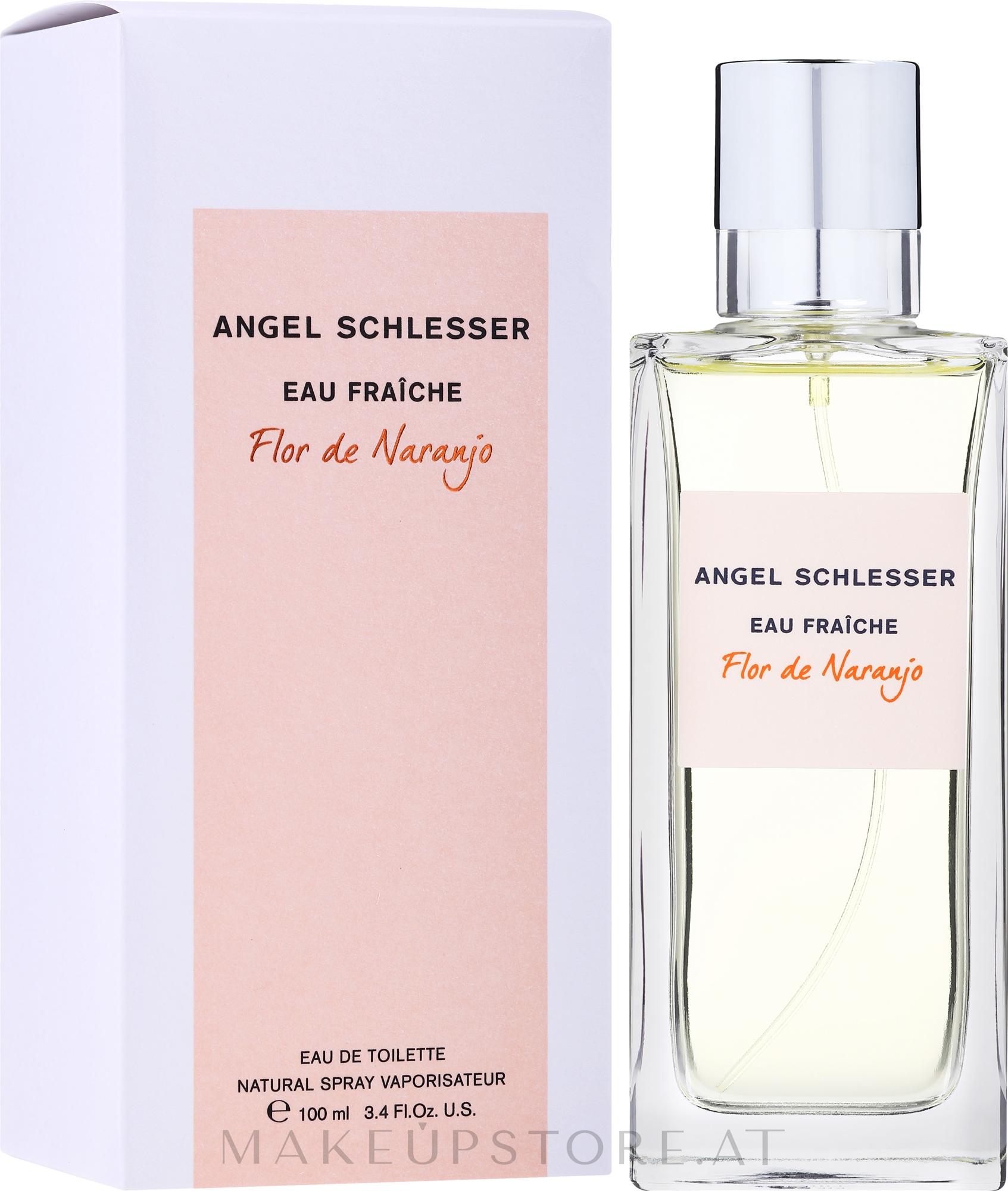 Angel Schlesser Flor de Naranjo - Eau de Toilette — Bild 100 ml