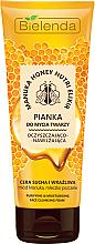 Düfte, Parfümerie und Kosmetik Gesichtsreinigungsschaum - Bielenda Manuka Honey Nutri Elixir Facial Foam