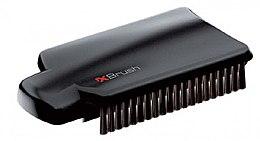 Düfte, Parfümerie und Kosmetik Bürste mit Naturborsten für sanfteres, schnelleres Glätten und für mehr Glanz der Haare - Valera Brush Attachment XB100
