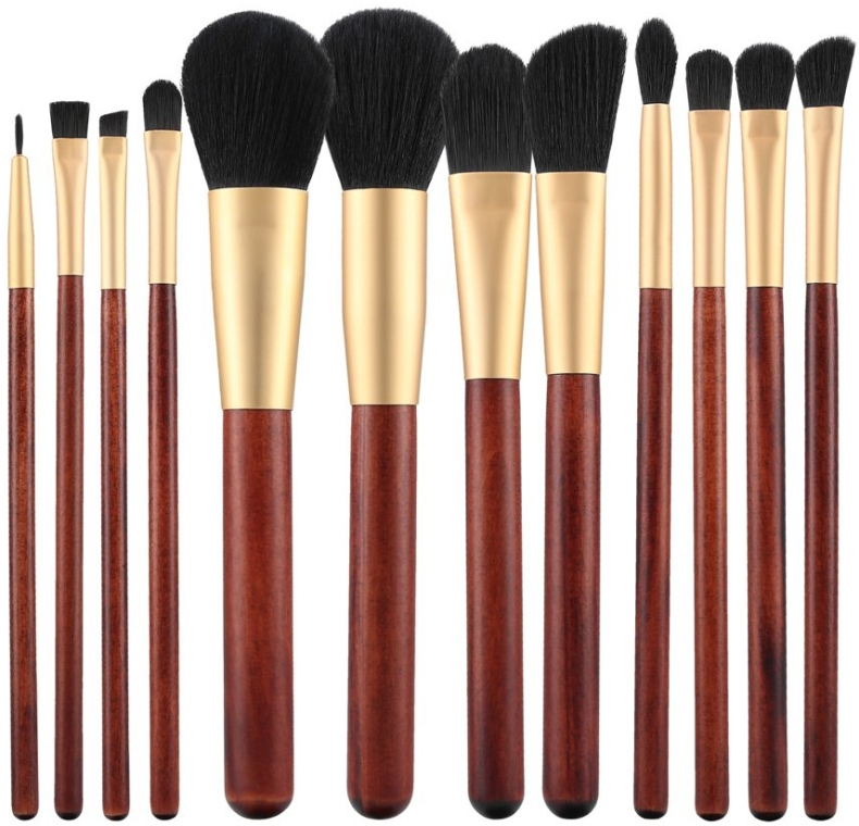 Make-up Pinselset 12-tlg. - Tools For Beauty