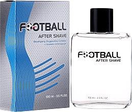 Düfte, Parfümerie und Kosmetik After Shave Lotion Football - Pharma CF After Shave Lotion