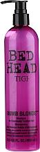 Düfte, Parfümerie und Kosmetik Shampoo für chemisch behandeltes Haar - Tigi Bed Head Dumb Blonde Shampoo