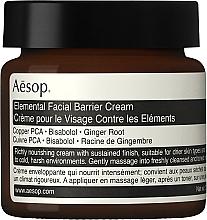 Düfte, Parfümerie und Kosmetik Intensiv nährende und feuchtigkeitsspendende Gesichtscreme für mehr Elastizität - Aesop Elemental Facial Barrier Cream