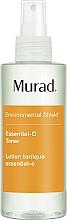 Düfte, Parfümerie und Kosmetik Gesichtswasser mit Vitaminen C, E und Kornblumen-Extrakt - Murad Environmental Shield Essential-C Toner