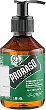Düfte, Parfümerie und Kosmetik Bartshampoo - Proraso Refreshing Beard Wash