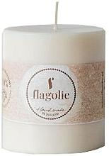 Düfte, Parfümerie und Kosmetik Handgemachte Duftkerze - Flagolie Fragranced Candle