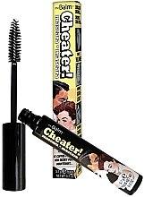 Düfte, Parfümerie und Kosmetik Wimperntusche - theBalm Cheater! Volumizing Mascara