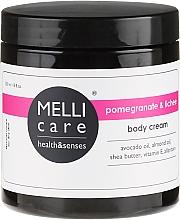 Düfte, Parfümerie und Kosmetik Körpercreme - Melli Care Pomegranate&Lichee Body Cream
