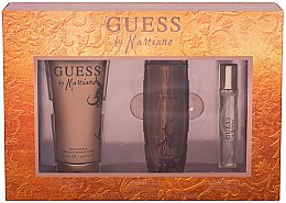 Düfte, Parfümerie und Kosmetik Guess by Marciano - Duftset (Eau de Toilette 100ml + Körperlotion 200ml + Eau de Toilette 15ml)