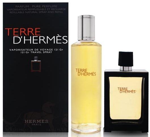 Hermes Terre d'Hermes - Duftset (Eau de Parfum 30ml + Eau de Parfum 125ml)
