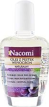 Düfte, Parfümerie und Kosmetik Gesichts- und Körperöl mit Traubenkernen - Nacomi Natural