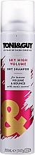 Düfte, Parfümerie und Kosmetik Trockenshampoo für mehr Volumen - Toni & Guy Glamour Dry Shampoo For Volume