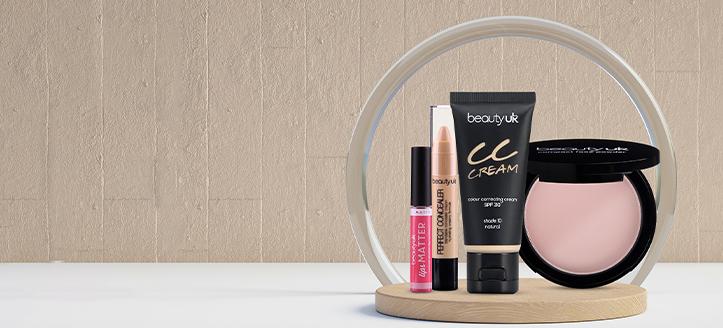 Beim Kauf von Beauty UK Produkten ab 9 € bekommen Sie einen Lippenstift geschenkt