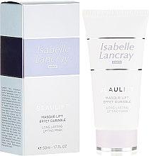 Düfte, Parfümerie und Kosmetik Liftingmaske gegen Falten - Isabelle Lancray Beaulift Long Lasting Lifting Mask