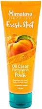 Düfte, Parfümerie und Kosmetik Gesichtsreinigungsgel mit Pfirsich - Himalaya Herbals Fresh Start Oil Clear Face Wash