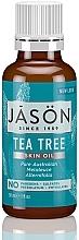 Düfte, Parfümerie und Kosmetik Teebaumöl - Jason Natural Cosmetics Organic Oil Purifying Tea Tree