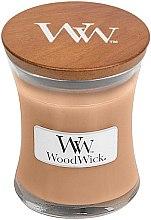 Düfte, Parfümerie und Kosmetik Duftkerze im Glas Golden Milk - WoodWick Golden Milk