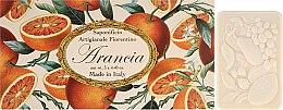 Düfte, Parfümerie und Kosmetik Orange Seifen-Set 3 St. - Saponificio Artigianale Fiorentino Orange(Soap/3x125g)