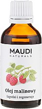 Düfte, Parfümerie und Kosmetik Regenerierendes Himbeeröl für das Haar - Maudi