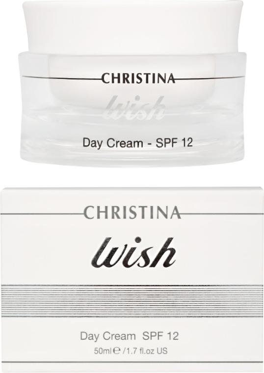 Verjüngende Tagescreme LSF 12 - Christina Wish Day Cream SPF 12 — Bild N2