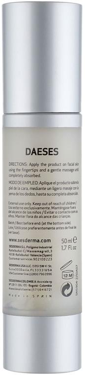 Straffendes Gesichtscreme-Gel mit Hyaluronsäure - SesDerma Laboratories Daeses Face Firming Cream Gel — Bild N3
