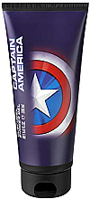 Düfte, Parfümerie und Kosmetik Duschgel Captain America - Marvel Captain America Shower Gel