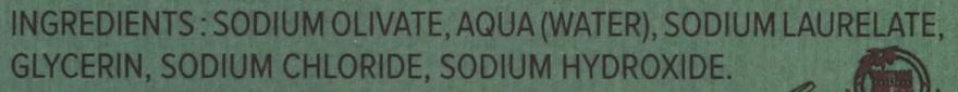 Natürliche Seife mit Oliven- und 12% Lorbeeröl für normale bis Mischhaut - Najel Savon d'Alep Aleppo Soap By Laurel Oils 12% — Bild N6