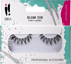 Düfte, Parfümerie und Kosmetik Künstliche Wimpern - Ibra Eyelash Glam 200