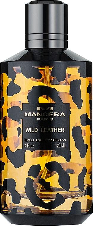 Mancera Wild Leather - Eau de Parfum