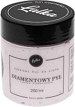 Düfte, Parfümerie und Kosmetik Peelingmousse für den Körper mit Diamantstaub - Lalka