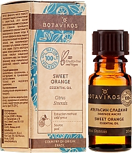 Düfte, Parfümerie und Kosmetik Ätherisches Bio Orangenöl - Botavikos Orange Sweet Essential Oil