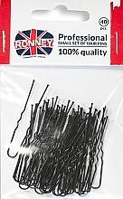 Düfte, Parfümerie und Kosmetik Haarnadeln schwarz 40 St. - Ronney Professional