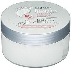 Düfte, Parfümerie und Kosmetik Intensive feuchtigkeitsspendende Fußmaske - Oriflame Feet Up Advanced Foot Mask
