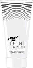 Düfte, Parfümerie und Kosmetik Montblanc Legend Spirit - After Shave Balsam