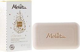 Düfte, Parfümerie und Kosmetik Seife für Gesicht und Körper mit 5 Ölen - Melvita L'Or Bio Soap