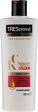 Düfte, Parfümerie und Kosmetik Conditioner für coloriertes und behandeltes Haar mit marokkanischem Öl - Tresemme Keratin Smooth Colour Conditioner With Maroccan Oil