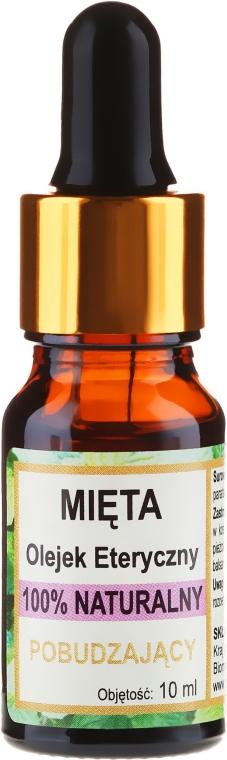 100% Natürliches ätherisches Minzöl - Biomika Mint Oil