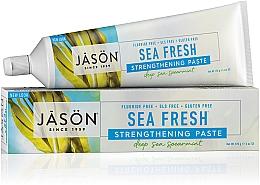 Düfte, Parfümerie und Kosmetik Natürliche Zahnpaste Sea Fresh - Jason Natural Cosmetics Toothpaste Deep Sea Spearmint